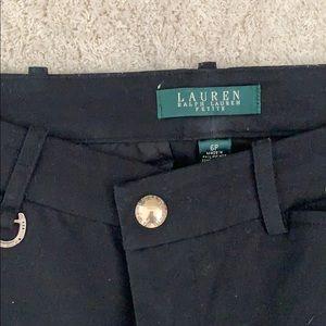 Lauren Ralph Lauren Pants & Jumpsuits - Ralph Lauren Black Pants